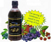 Zambrosia - Start a health habit your whole family can stick with today.